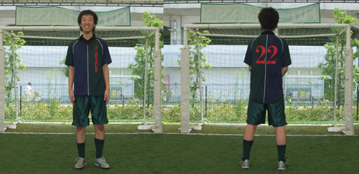 #22 石倉大也選手