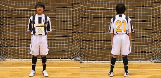 #21 愛敬 悠人選手