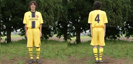 #4 栗田直選手