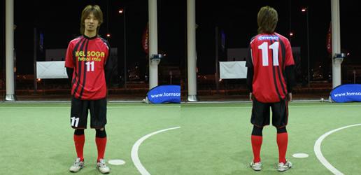 #11 鈴木竜司選手
