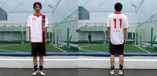#11 YUJI選手
