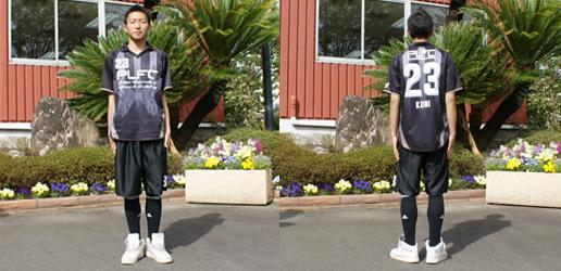 #23 鈴木邦和選手