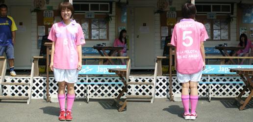 #5 小金井彩子選手