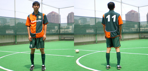 #11 加藤雅也選手