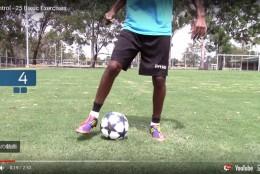 一人でできる、サッカー上達練習方法