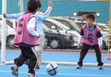 ヴェイルのサッカースクール