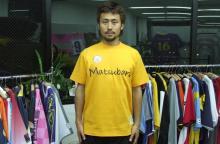 高槻松原オリジナルTシャツ