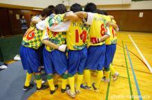 Kintetsu FC の個人参加型フットサルクリニック開催
