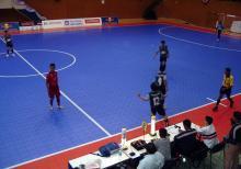 タイのフットサルプロリーグ