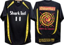 今日は『シャークテイル』のプラシャツ