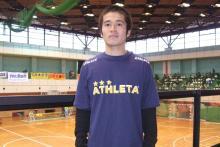 フットサルリレートーク今月は北村選手です。