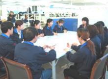 ロンヨンの中国工場をwebで紹介