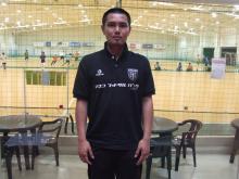 今回のリレートークはAFC神戸の久保河内選手です。