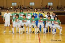 神戸大フォルサのユニはハイネック!