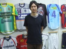 リレートーク 安田篤史選手