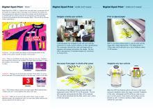 展示会のカタログ