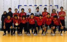 フエルテが大阪府リーグ1部昇格