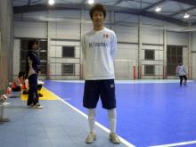 KintetsuFC楢崎選手