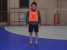 KintetsuFC セレクション唯一の合格者