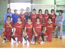 関東大学フットサルリーグが開幕!
