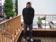 フットサルリレートーク ファイルフォックス府中の三井健選手