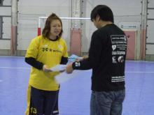 オータムカップ優勝コメント