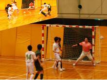 大阪予選決勝は因縁の対決ロンヨンダービー
