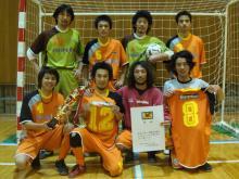 ロンヨンユニの奥山蹴球雑技団
