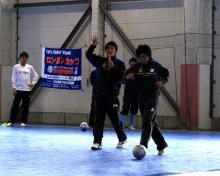 Kintetsu Futsal Clubによるクリニック開催!