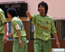Kintetsu FC 好発進!