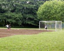 秦野でサッカー