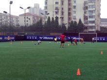 上海のサッカースクール