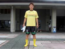 リレートーク更新! リンバロ相井選手です