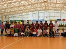 ロンヨンジャパン・赤い羽根共同募金チャリティーゲーム 1
