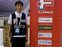 情熱フットサラー更新 『さすらいフットサラー』伊藤大和さん