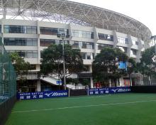 上海浦東のフットサル場