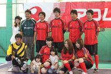 社会人フットサルリーグにFCオフサイドチーム参戦!
