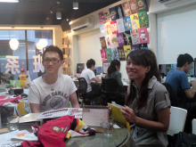 台湾のデザイン会社