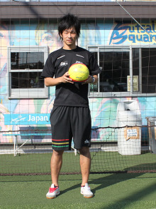 リレートーク更新『リンドバロッサ』松岡吉紹選手
