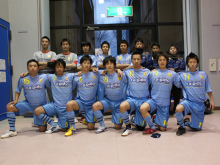 埼玉県2部リーグ ra'pido futsal club