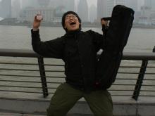 上海ロケスタッフのコメントいただきました 1