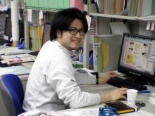 東京事務所にNEWスタッフ