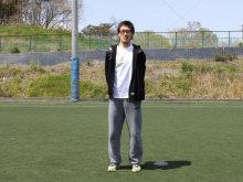 フットサルリレートークは、フュンフバイン:岩川選手です。