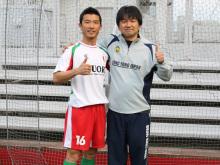 フットサル日本代表『吉田輝』
