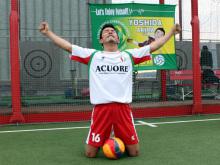 フットサル・サッカーユニフォーム作成のロンヨンジャパン2010-100529