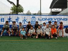 上海で日中友好試合!