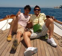 吉田輝〜イタリア帰国〜