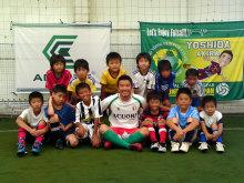 吉田輝の少年サッカー教室
