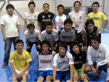 Kintetsu FC 練習見学