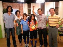 ダブルウイングOSAKA『8時です!生放送!!』出演